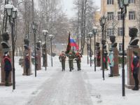 Фоторепортаж: День воинской славы Старой Руссы