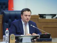 За год работы Андрей Никитин внес около 100 законопроектов в Новгородскую областную Думу