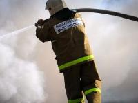 На пожаре в Шимском районе погибла женщина