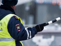 Неадекватного водителя поймали вчера в Старой Руссе