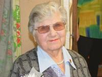 Отметила юбилей хранительница памяти погибших ленинградских детей