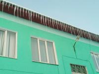Пациенты поликлиники в Трубичине рискуют своей головой