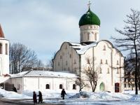 Сегодня - день памяти великомученика Феодора Стратилата