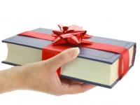 Сегодня в новгородской областной библиотеке — День книгодарения