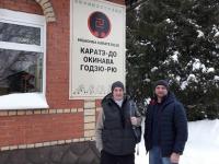 Сенсей Эрни Молинью, посетивший Новгород: «Если больше человек будет заниматься каратэ, мир станет лучше»