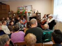 Скоро в Новгородском Доме ветеранов состоится сеанс музыкотерапии