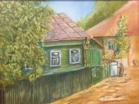 Свои работы представили лучшие юные художники Валдая