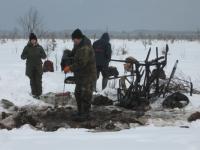 В пятидневной экспедиции «Долины» под Демянском принял участие сын Маресьева