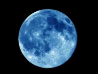 В марте новгородцы смогут увидеть голубую Луну. Но не такую, как на картинке