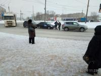 В Великом Новгороде журналисты ВГТРК попали в ДТП