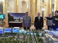 В военном инновационном технополисе «Эра» в Анапе смогут жить и работать молодые российские ученые