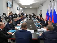 Владимир Путин поддержал предложение Андрея Никитина снять мораторий на работу с ОЭЗ