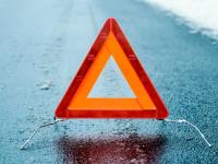 За выходные две машины улетели в кювет на автодороге «Великий Новгород - Луга»