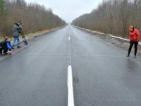 Житель Поддорского района: «Все, кто к нам приезжает, говорят о хорошей дороге»