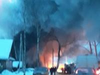 Жительница Пестова посетовала на толпу зевак «со всего мира» во время происшествия