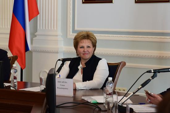 Елена Писарева: «Практически всё, о чем говорил президент, прежде всего, касалось повышения уровня жизни людей»