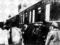 100 лет назад в Малой Вишере анархистский поезд «наехал» на Ленина