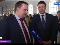 Андрей Никитин в программе Сергея Брилёва рассказал, как удалось сэкономить 800 миллионов рублей