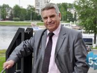 Новгородцы поздравляют капитана-наставника Николая Варухина