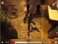 Федеральные телеканалы сообщают о задержании в Великом Новгороде главаря банды оружейников