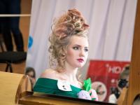 Фоторепортаж с конкурса парикмахерского мастерства в Великом Новгороде