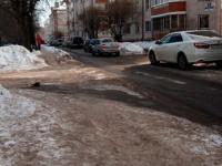 Между новгородцами начинает таять лёд
