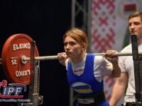 Новгородка установила три рекорда России на первенстве по пауэрлифтингу