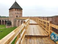 Новгородская область у иностранных туристов популярнее Ленинградской и Псковской