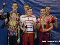 Новгородские акробаты показали свое мастерство в португальском Майя и Варшаве