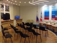 Новгородский информационный центр «Выборы-2018» разместится в Доме печати на Стратилатовской