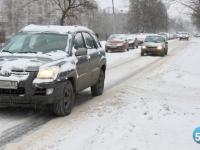 Первый день весны в Новгородской области обошелся без серьезных ДТП