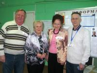 Полвека участвует в работе избирательных комиссий боровичанка Кира Паршина