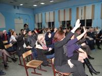 После бурных дебатов боровичане выбрали место и проект для новой школы