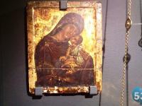 В Москве впервые представлены редкие иконы из собрания коллекционера Александра Дадиани