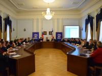 Состоялось расширенное заседание Политсовета Новгородского регионального отделения «Единой России»