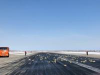 Тонны золотых слитков рассыпались по аэропорту Якутска