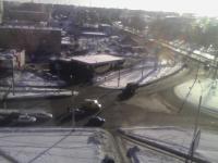 Утром в Великом Новгороде водитель «Шевроле» наехал на женщину