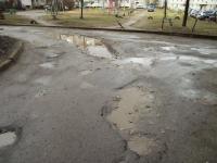 В этом году боровичские дворы отремонтируют на 15 миллионов рублей