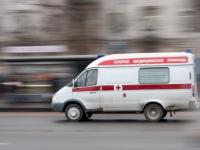 В Маревском районе женщина попала в больницу после одиночного ДТП