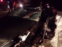 В Новгородской области произошла авария со смертельным исходом