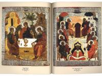 В Новгородском музее презентовали альбом «Иконостас собора Рождества Богородицы Антониева монастыря»