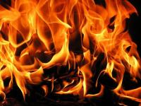 В Шимском районе 11-летняя девочка вынесла младшего брата из горящего дома
