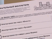 В Великом Новгороде определены лидеры рейтингового голосования за общественные территории