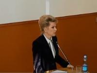 Вероника Минина выразила благодарность команде новгородской мэрии