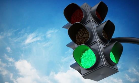 В Великом Новгороде установят пять новых светофоров