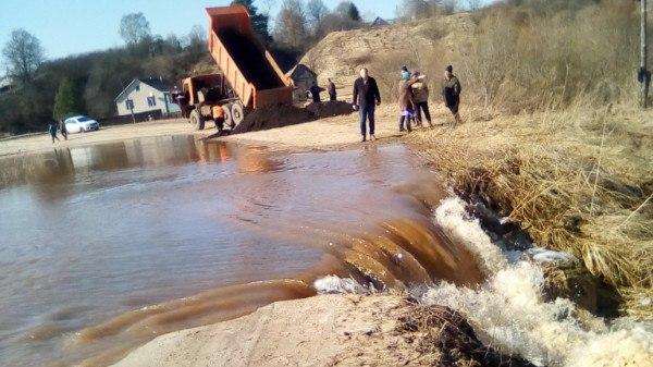 Прокуратура Новгородской области примет в Демянске и Мареве пострадавших от паводка