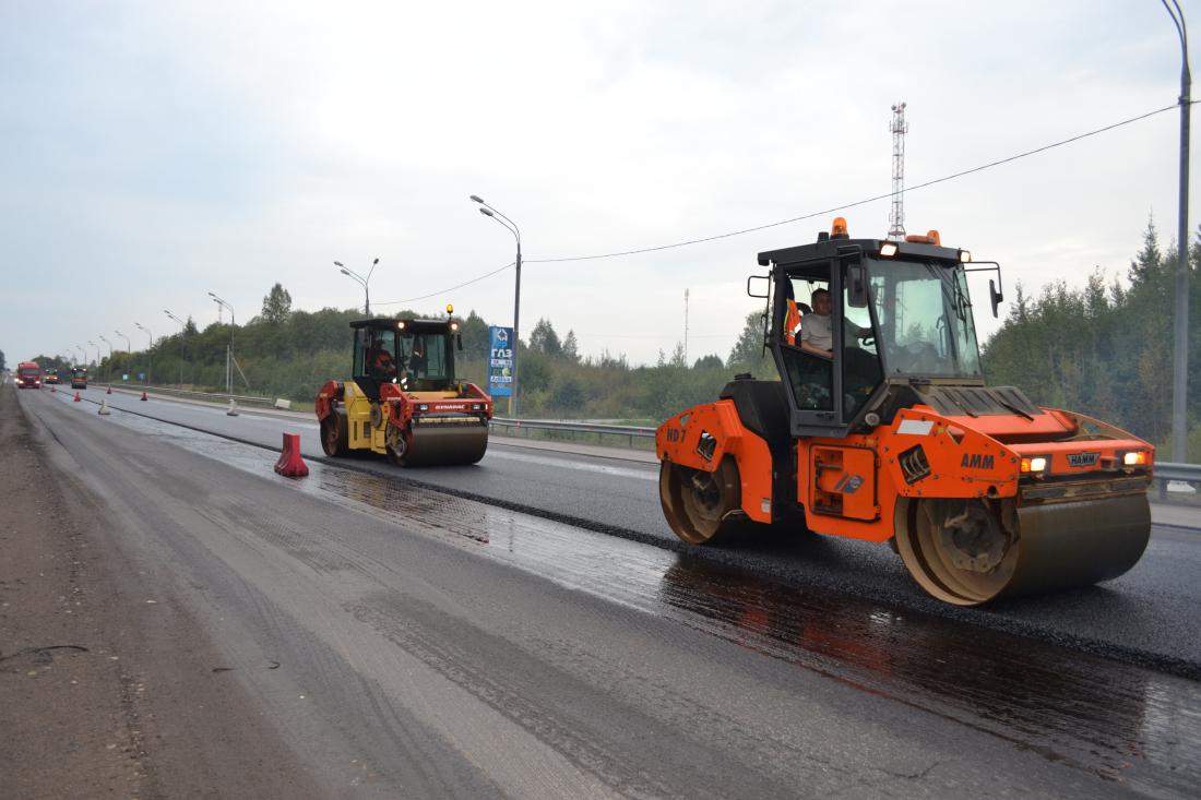 Новгородская область получит 1,5 млрд рублей из федерального бюджета на ремонт дорог