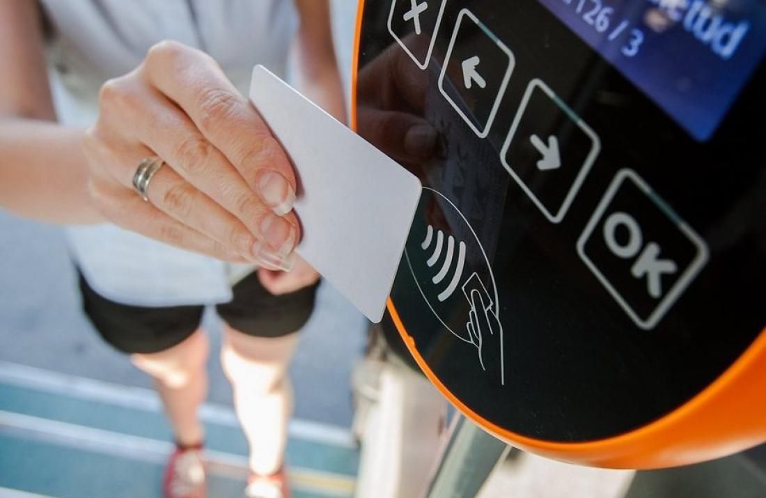 Информация о внедрении электронных (интеллектуальных) проездных билетов