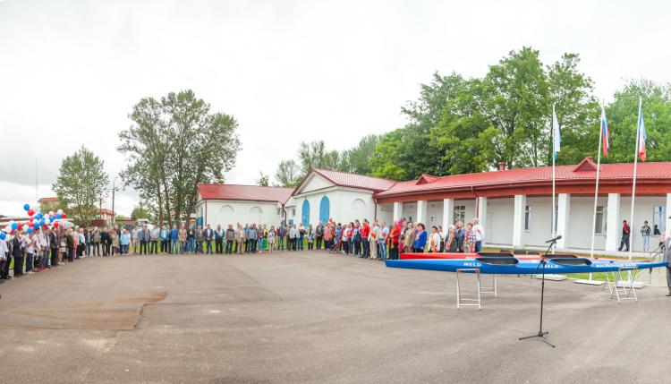 Отчет о результатах деятельности ГОАУ «СШОР «Олимп»
