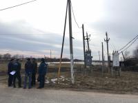 Андрей Никитин посетил деревню Волотово, где на пожаре погибли пять человек